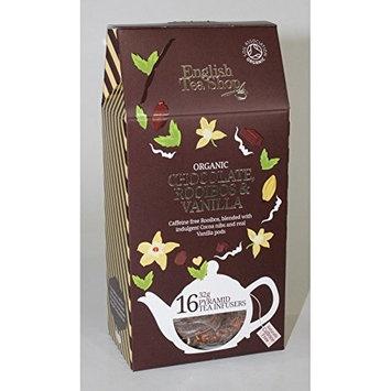Chocolate Rooibos Vanilla Tea