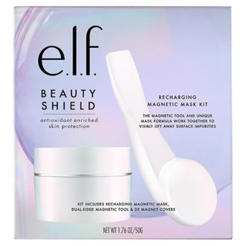 e.l.f. Beauty Shield Recharging Magnetic Mask Kit - 1.76oz