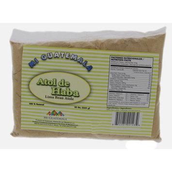 Mi Guatemala Lima Bean Atole 12oz - Atol de Haba (Pack of 9)