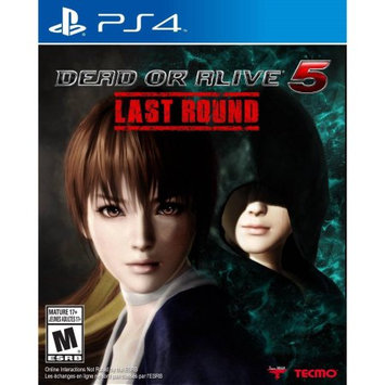 Koei Dead Or Alive 5 Last Round (PS4) - Pre-Owned