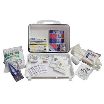 MEDI-FIRST 56601 First Aid Kit,Bulk,White,101 Pcs