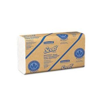 KITFPI2WDS60MANKIM01980 - Value Kit - KIMBERLY CLARK SCOTT SCOTTFOLD Towels (KIM01980) and Fresh Products Wave 2.0 Urinal Deodorizer Screen (FPI2WDS60MAN)