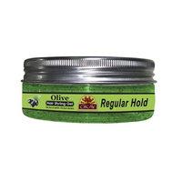 Okay OKAY-OLIVEG5 5 oz Olive Hair Styling Gel Regular Hold