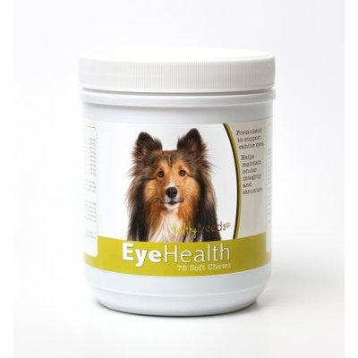 Healthy Breeds 840235144915 Shetland Sheepdog Eye Health Soft Chews - 75 Count