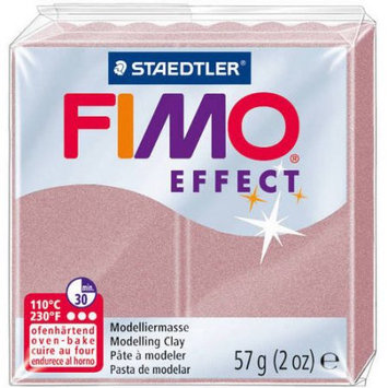 Staedtler FIMO Soft Oven-Bake Clay 2oz-Rose Pearl