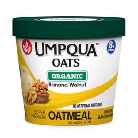 Umpqua Oats ORGANIC BANANA WALNUT