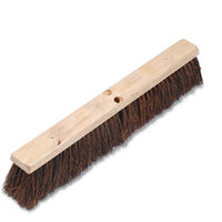 Boardwalk BWK 20124 24 in. Palmyra Fiber Floor Brush Head - Natural