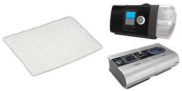Mds Online RESMED S9, AIRSENSE 10 AND AIRCURVE 10 STYLE HYPOALLERGENIC CPAP FILTERS (12 pack)