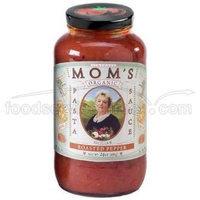 Mom's Sauce Psta Rst Pppr Sicilain 24 OZ (Pack Of 6)