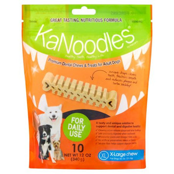 Vets Plus, Inc KaNoodles Premium Dental Chews and Treats for Adult Dogs 12 oz
