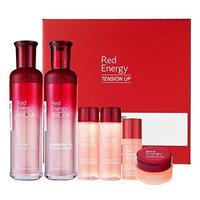 [ETUDE HOUSE] Red Energy TENSION UP Voluming Toner & Emulsion SET [VM KOREA]