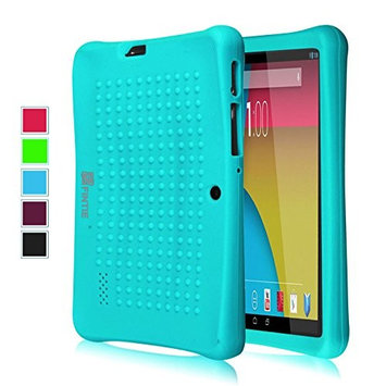 Fintie [Kids Friendly] Shock Proof Silicone Case Cover for 7