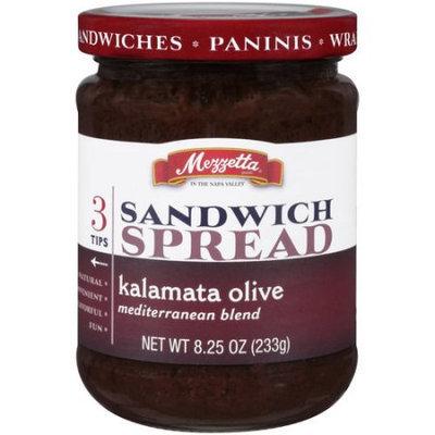 Mezzetta Kalamata Olive Sandwich Spread, 8.25 oz