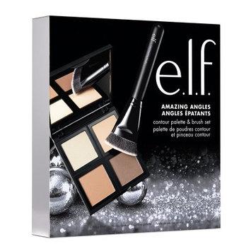 J.a. Cosmetics Us, Inc. e.l.f. Amazing Angles Contour Palette & Brush Set