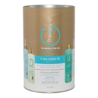 Therapy-G 4-Step System Kit, 90 Day For Chemically Treated Hair