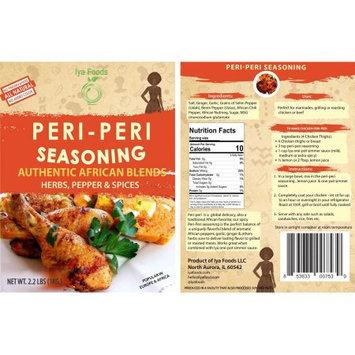 Iya Foods Llc Peri-Peri Seasoning â 2.2 lbs