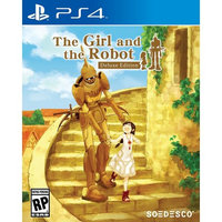 Soedesco Publishing B.v. Girl And The Robot Playstation 4 [PS4] (Deluxe Edition)