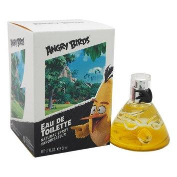 Rovio Entertainment Ltd Angry Birds K-4297 1.7 oz Angry Birds Chuck EDT Spray for Kids