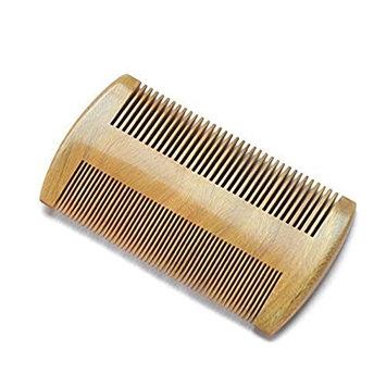 Alice Windowshop Green Sandalwood Comb Chinese Traditional Handmade Comb