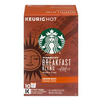 Starbucks Breakfast Blend Coffee K-Cups,24 K-Cups count,(0.44 OZ each)