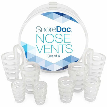 Anti-Snoring Device - Stop Snoring Nose Vents - Aids Breathing - Snore Stoppers For Men And Woman - Best Drug Free Anti-Snore Solution Ever! Nasal Dilator - Sleep With Ease And Comfort