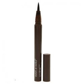 Merchandise 8737541 Wet N Wild ProLine Felt Tip Eyeliner, Dark Brown, 0.02 oz