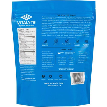 Electrolyte Replacement Drink Mix - 80 Servings