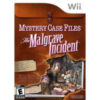 Nintendo Mystery Case Files: The Malgrave Incident - Rvlpsfie
