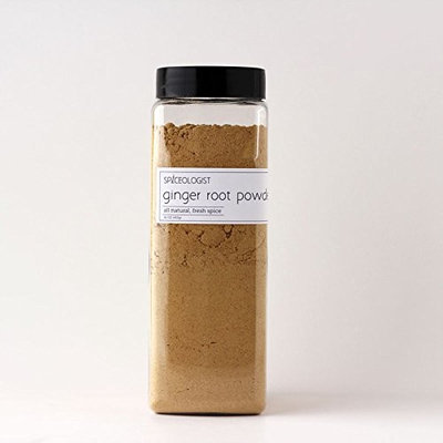 Spiceology Premium Spices - Ground Ginger Root, 16 oz