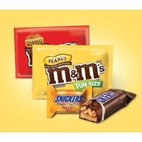 Mars M & M's and Snickers Peanut & Peanut Butter Lovers Variety Candies, 60 ct, 35.4 oz Bag