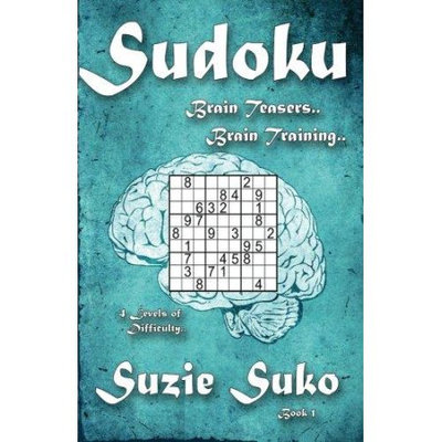 Createspace Publishing Sudoku - Brain Teasers. Brain Training