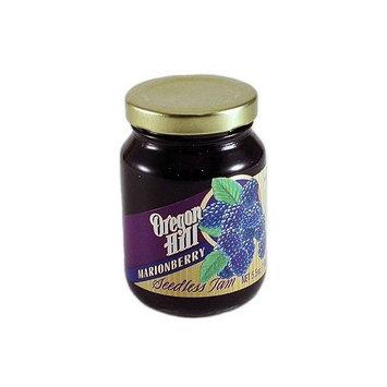 Seedless Marionberry Jam: Oregon Hill