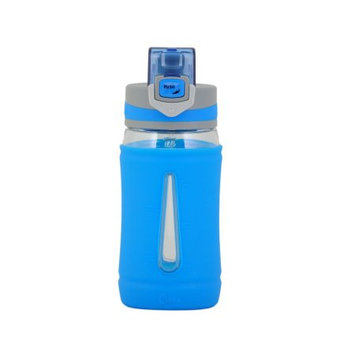 Bubba Brands 16 oz Silicone Flo Bottle Blue