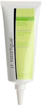 Massage Gel for Deep Cleansing PreShampoo Oily Scalp Treatment 75ml/2.54oz by J.F. Lazartigue