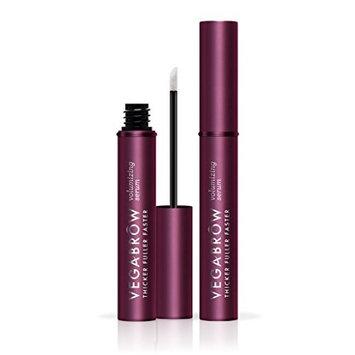 vegaBrow Volumizing Serum by Vegamour - Natural Eyebrow Growth Enhancer Serum, Clinically Proven, Fuller Brows, 5mL/.17oz
