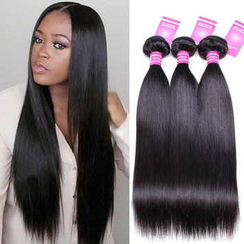 VRVOGUE 8 Inch Brazilian Deep Wave 4x4 Free Part Lace Closure 100% Unprocessed Brazilian Virgin Human Hair Natural Color