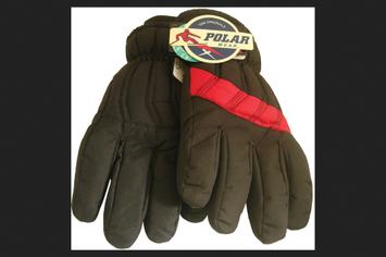 Max Force Winter Large & X-Large Nylon Premium Ski Glove Assortment (05-0189) - 24 Pack