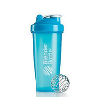Blender Bottle BlenderBottle Classic Shaker Bottle, Aqua/Aqua, 28-Ounce []