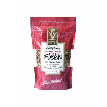Goose Valley Brown & Wild Rice Fusion 5LB