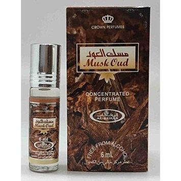 Musk Oud - 6ml (.2 oz) Perfume Oil by AlRehab