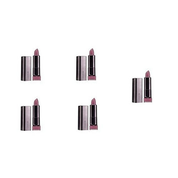 (Pack of 5) - Covergirl Lip Perfection Lipstick, 323 Delicious 0.12-ounce : Beauty