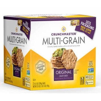 Crunchmaster Multi-Grain Cracker, 21 oz.