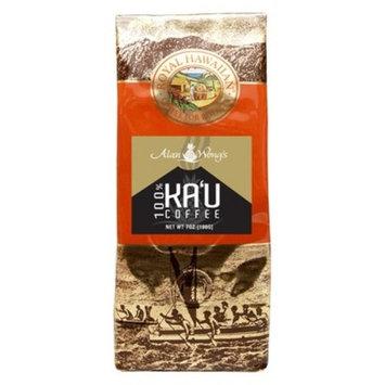 Royal Hawaiian Ka'U Medium Roast Ground Coffee - 7oz