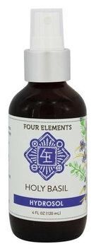 Four Elements Herbals - Hydrosol Holy Basil - 4 oz.
