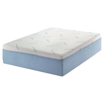 Pure Relief Dreamax 12 in. Memory Foam Mattress with Marble Visco-Gel Foam