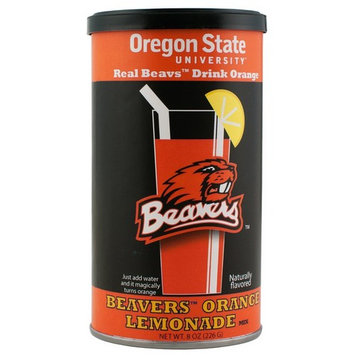 OSU Beavers Orange Lemonade Mix
