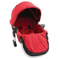 Baby Jogger 81263KIT2 2011 City Select Stroller with Second Seat - Ruby