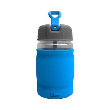Bubba Brands bubba 12 oz silicone sport bottle blue