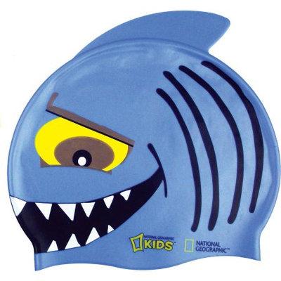 National Geographic Snorkeler Swim Cap Fish Lids, Sharky