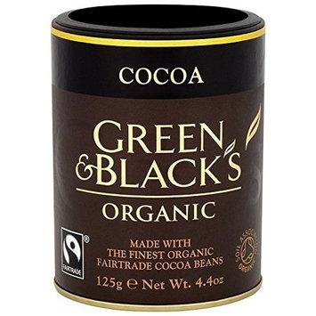 Green and Blacks Organic Fairtrade Cocoa Powder 125g